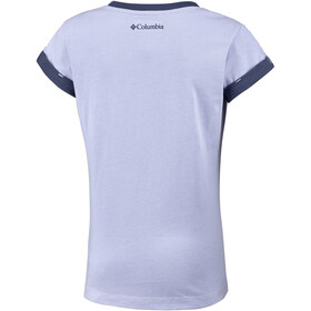 Columbia Lost Trail T-shirt manches courtes Fille, periwinkle